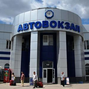 Автовокзалы Чусового