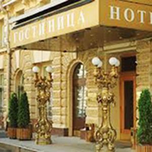 Гостиницы Чусового