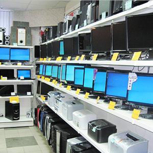 Компьютерные магазины Чусового