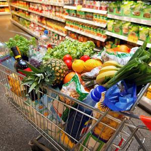 Магазины продуктов Чусового