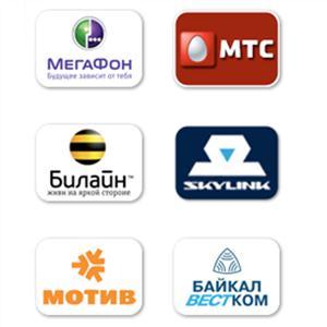 Операторы сотовой связи Чусового