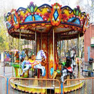 Парки культуры и отдыха Чусового
