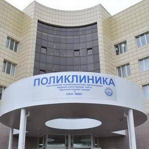 Поликлиники Чусового