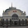 Железнодорожные вокзалы в Чусовом