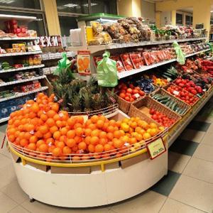 Супермаркеты Чусового