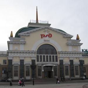 Железнодорожные вокзалы Чусового
